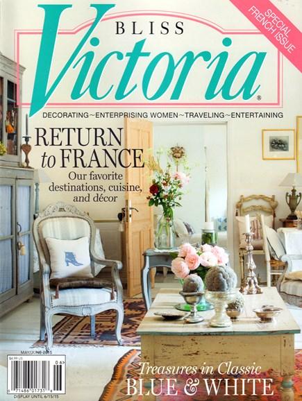 Victoria Cover - 5/1/2015
