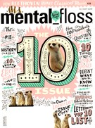 Mental Floss Magazine 7/1/2015