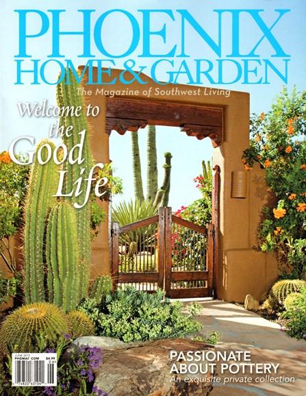 Phoenix Home & Garden Cover - 6/1/2015