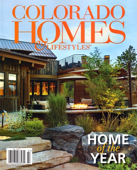 Colorado Homes & Lifestyles Cover - 6/1/2015