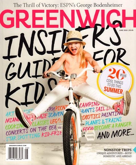 Greenwich Cover - 6/1/2015