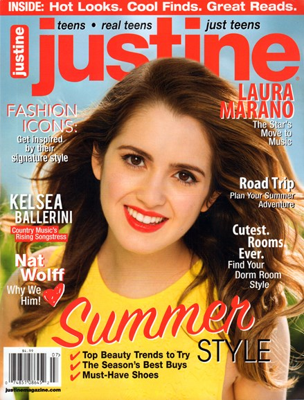 Justine Cover - 6/1/2015
