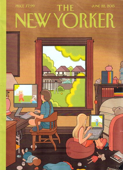 The New Yorker Cover - 6/22/2015