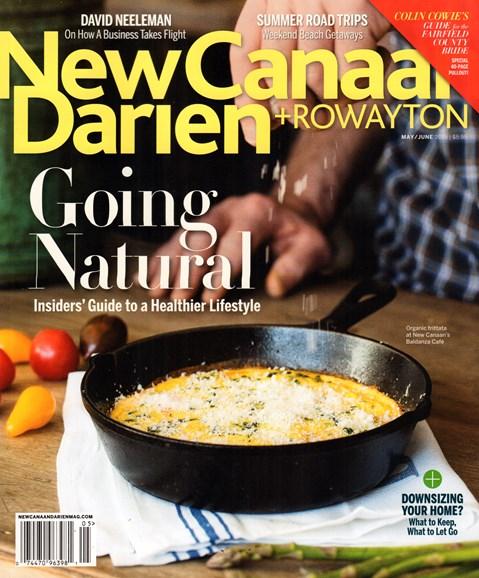 New Canaan-Darien Cover - 5/1/2015