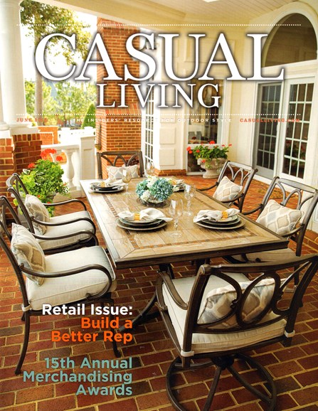 Casual Living Cover - 6/1/2015
