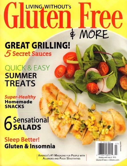 Gluten Free & More Cover - 6/1/2015