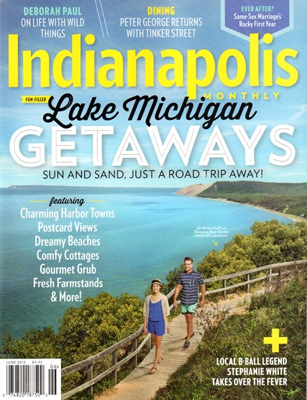 Indianapolis Monthly Cover - 6/1/2015
