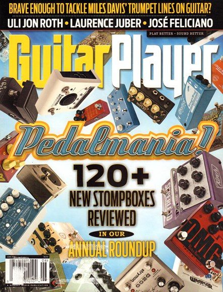 Guitar Player Cover - 6/1/2015