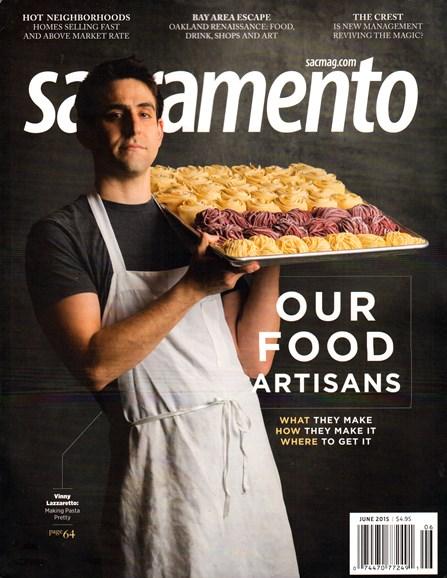 Sacramento Cover - 6/1/2015