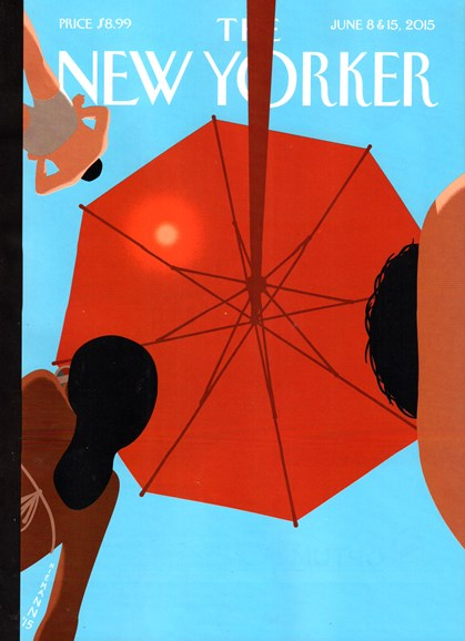 The New Yorker Cover - 6/8/2015