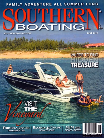 Southern Boating Cover - 6/1/2015