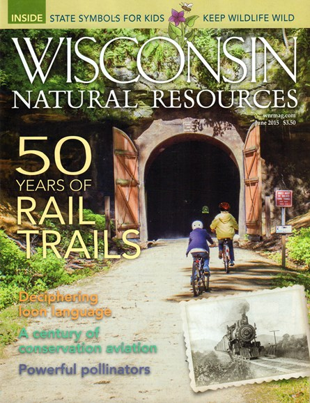 Wisconsin Natural Resources Cover - 6/1/2015