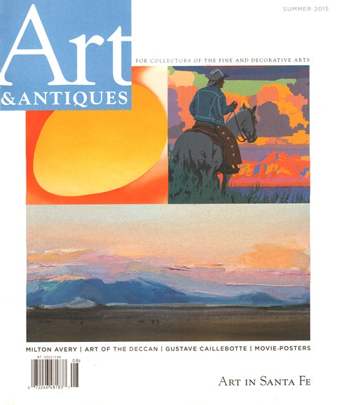Art & Antiques Cover - 6/1/2015