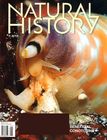 Natural History Cover - 7/1/2015