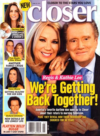 Closer Cover - 6/29/2015