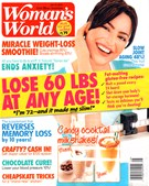 Woman's World Magazine 7/13/2015