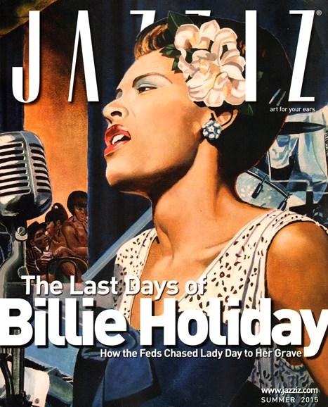 Jazziz Cover - 6/1/2015
