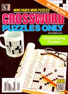 Herald Tribune Crossword Puzzles Magazine 9/1/2015