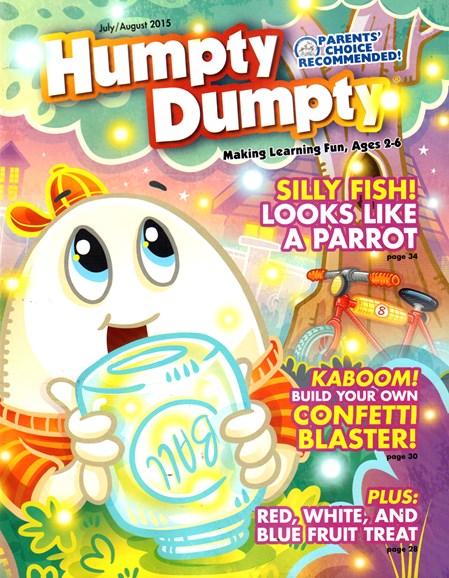 Humpty Dumpty Cover - 7/1/2015