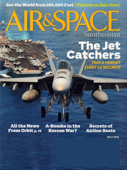 Air & Space Cover - 7/1/2015