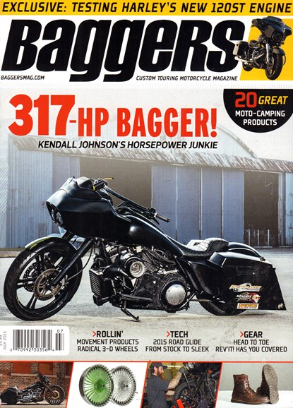 Baggers Cover - 7/1/2015