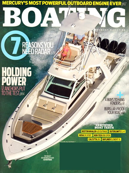 Boating Cover - 7/1/2015