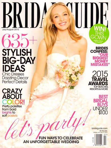 Bridal Guide Cover - 7/1/2015