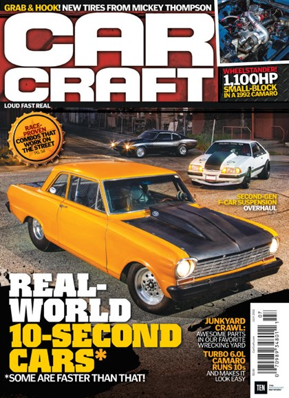 Car Craft Cover - 7/1/2015