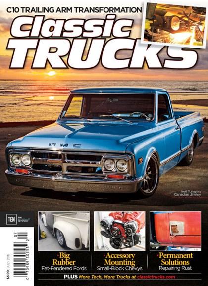 Classic Trucks Cover - 7/1/2015