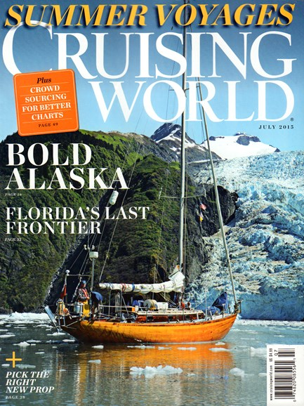 Cruising World Cover - 7/1/2015