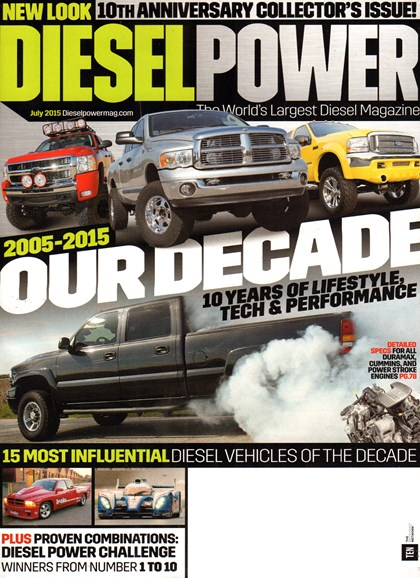 Diesel Power Cover - 7/1/2015