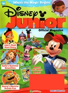 Disney Junior Magazine 7/1/2015