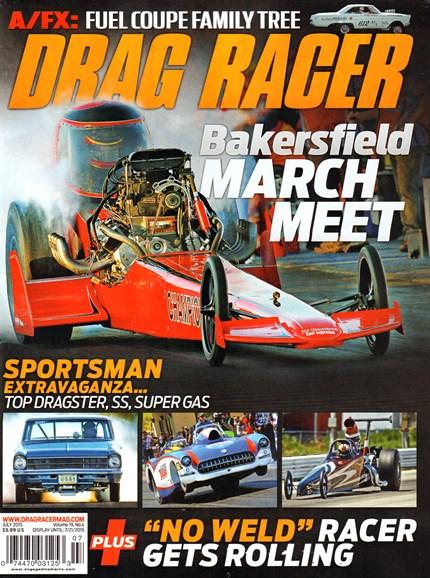 Drag Racer Cover - 7/1/2015