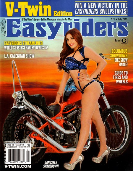 Easyriders Cover - 7/1/2015