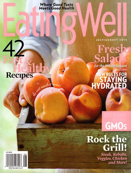 EatingWell Cover - 7/1/2015