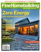 Fine Homebuilding Magazine 7/1/2015