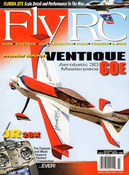 Fly RC Cover - 7/1/2015