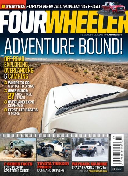 Four Wheeler Cover - 7/1/2015