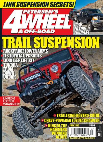 4 Wheel & Off-Road Cover - 7/1/2015
