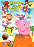 Preschool Friends Magazine 7/1/2015