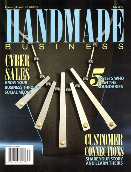 Handmade Business Cover - 7/1/2015