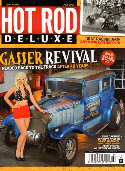 Hot Rod Deluxe Cover - 7/1/2015