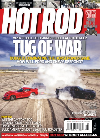 Hot Rod Cover - 7/1/2015