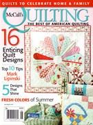 Mccall's Quilting Magazine 7/1/2015