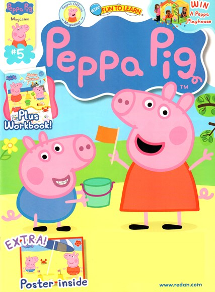 Peppa Pig Cover - 7/1/2015
