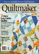 Quiltmaker Magazine 7/1/2015
