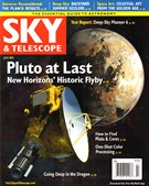 Sky & Telescope Magazine 7/1/2015