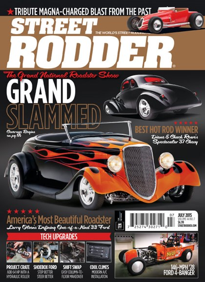 Street Rodder Cover - 7/1/2015