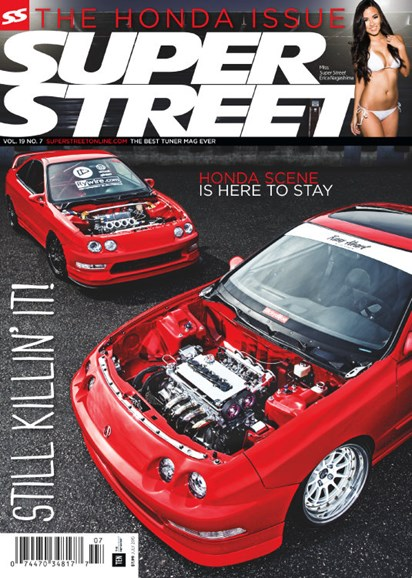Super Street Cover - 7/1/2015
