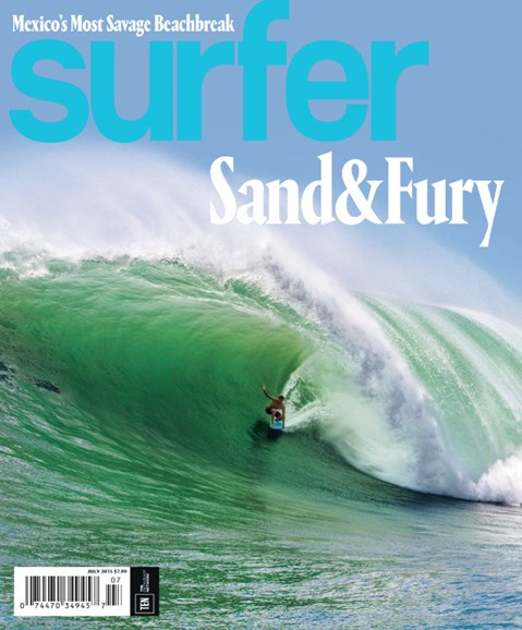 Surfer Cover - 7/1/2015